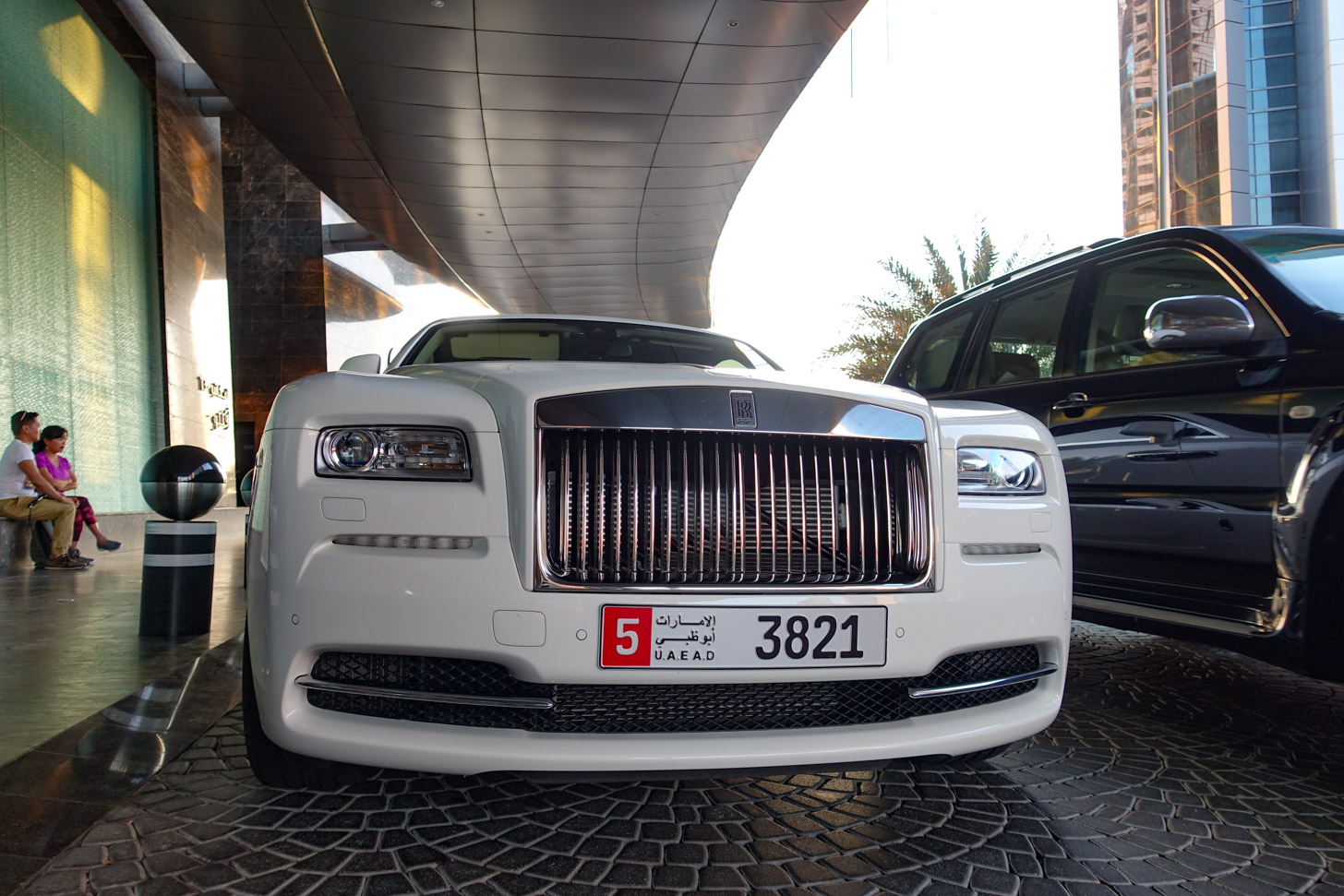 Dure bak in Abu Dhabi