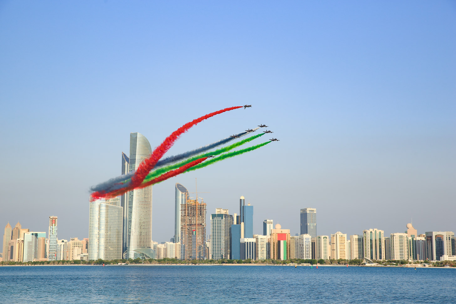 National Day, een populaire feestdag in Abu Dhabi
