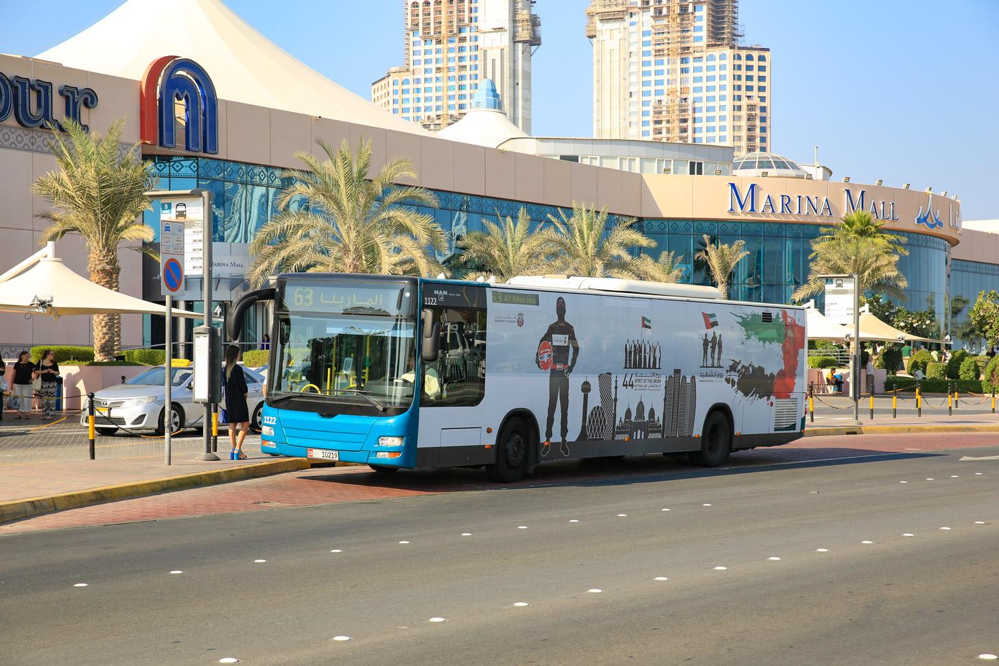 De bus als openbaar vervoer