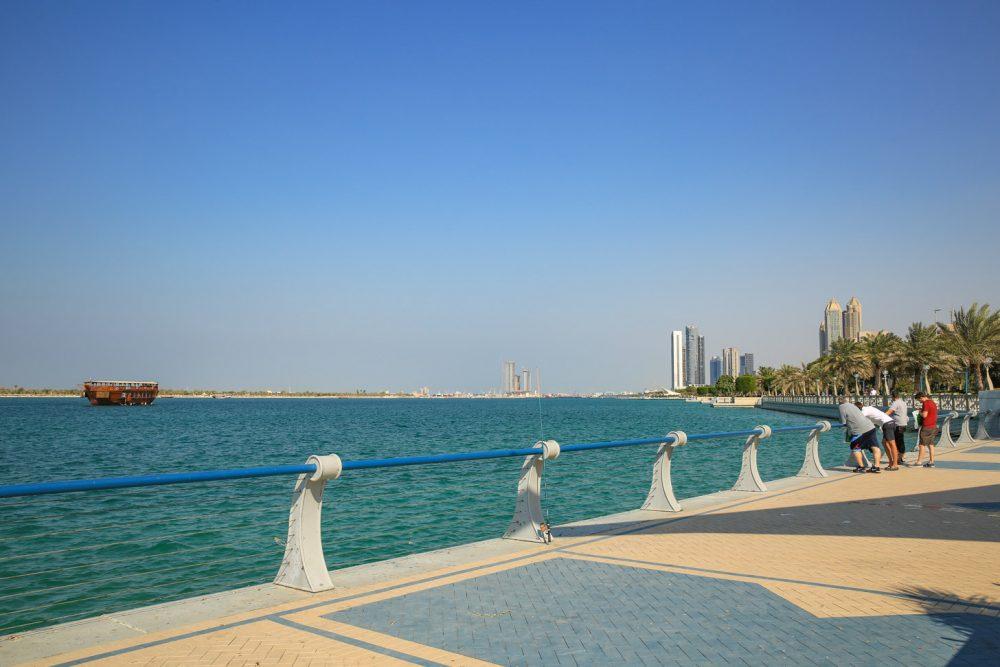 Het weer en de beste reistijd voor Abu Dhabi